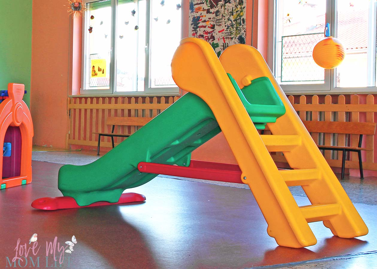 best indoor slides for toddlers
