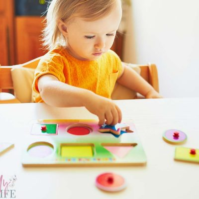 10 Best Toddler Puzzles They will LOVE Playing With